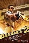 Here Comes Chulbul Pandey Salman Khan Dabangg 2 Movie Poster
