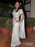 Hrishita Bhatt Walk The Ramp At Global Peace Fashion Show Pic 2