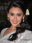 Hrishita Bhatt Walk The Ramp At Global Peace Fashion Show Pic 1