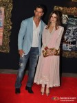 Hrithik Roshan And Suzanne Roshan Attend The Grand Premiere Of Jab Tak Hai Jaan