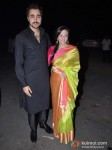 Imran Khan And Avantika Malik At Ekta Kapoor's Diwali Bash Pic 1