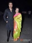Imran Khan And Avantika Malik At Ekta Kapoor's Diwali Bash Pic 2