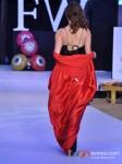 Isha Sharwani Walks For James Ferreira At India Resort Fashion Week 2012 Pic 4