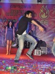 Jackky Bhagnani Promoting Ajab Gazabb Love Movie At NM College Pic 3