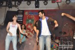 Jackky Bhagnani Promoting Ajab Gazabb Love Movie At NM College Pic 4