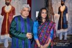 Javed Akhtar At Devangana Kumar's Exhibition Pic 2