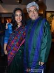 Javed Akhtar At Devangana Kumar's Exhibition Pic 1