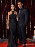 Jennifer Winget And Karan Singh Grover Walk The Red Carpet Of Zee Rishtey Awards