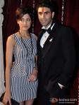 Jesse Randhawa And Sandip Soparrkar Walk The Red Carpet Of Zee Rishtey Awards