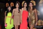 Jhanvi Kapoor, Sridevi Walk For Nandita Mahtani Show At Blenders Pride Fashion Tour 2012