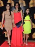 Jhanvi Kapoor Sridevi Walk For Nandita Mahtani Show At Blenders Pride Fashion Tour 2012