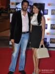 Kabir Khan And Mini Mathur At Skyfall Movie Premiere