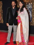 Kabir Khan And Mini Mathur Attend The Grand Premiere Of Jab Tak Hai Jaan