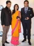 Kajol And Fardeen Khan Graces Manish Malhotra's Festive Line Show