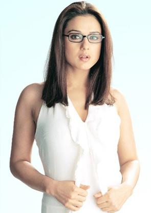 Preity Zinta from Kal Ho Na Ho Movie