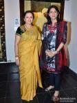Kalpana Shah And Priya Dutt At Devangana Kumar's Exhibition