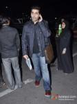 Karan Johar leaves for Marrakech International Film Festival Pic 3