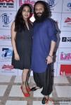 Karan Singh At Aiysha Saagar's album launch