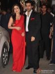 Kareena Kapoor And Karan Johar Attend Rohit Shetty's Sister's Wedding