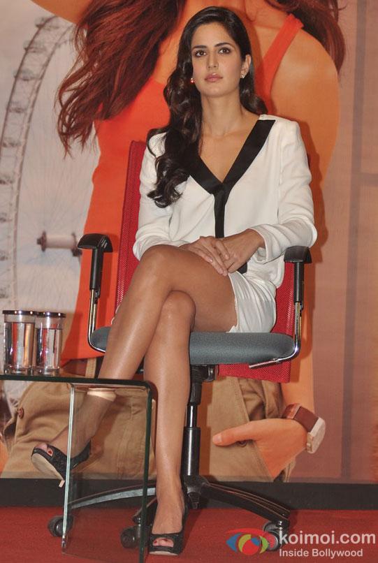 Katrina Kaif at a Press Conference