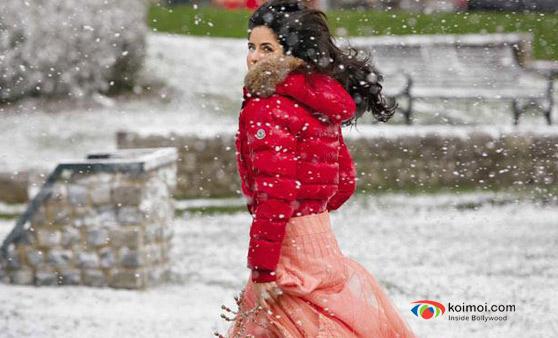 Katrina Kaif In Jab Tak Hai Jaan Movie Stills