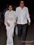 Kavita Khanna And Vinod Khanna Pays Homage To Balasaheb Thackeray