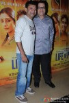 Ken Ghosh And Ramesh S Taurani At Premiere of 'Life Of Pi'