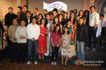 Kiran Karmekar, Chaitaniya Choudary, Gaurav Chopra, Vikas Bhalla, Sreejita De, rashmi desai, Tina Dutta, Pragati Mehra, Vaishali Thakkar, Beena Banerjee, Praneeta Sahu At Success Bash Of Television Show 'Uttaran'
