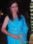 Kishori Shahane At Renuka Shahane Hosted A Surprise Birthday Party For Husband Ashutosh Rana