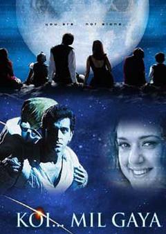 Koi… Mil Gaya Movie Poster