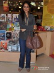 Madhoo At Anusha Subramaniam's Book Launch Pic 2