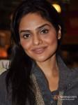 Madhoo At Anusha Subramaniam's Book Launch Pic 1