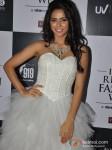 Madhurima Tuli Walks For Riyaz Gangji At India Resort Fashion Week 2012