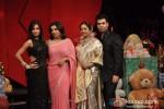 Malaika Arora Khan, Farah Khan, Kirron Kher And Karan Johar On 'India's Got Talent' Grand Finale