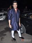 Manish Malhotra At Ekta Kapoor's Diwali Bash