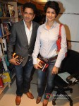 Manoj Bajpai And Gul Panag At The Launch Of 'The Edge Of The Manchete' Book