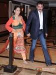 Manyata Dutt And Sanjay Dutt At Nargis Dutt Memorial Press Meet Pic 3