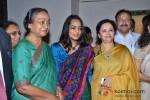 Meera Kumar And Kalpana Shah At Devangana Kumar's Exhibition