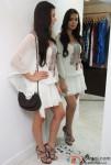 Mia Uyeda inaugurates Rekha Damani's Resortwear store Pic 05