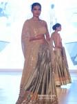 Model Graces Manish Malhotra's Festivel Line Show Pic 2