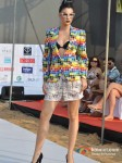 Model In Aarti Vijay Gupta Show At (IRFW) India Resort Fashion Week 2012 Pic 3