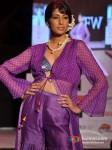 Model In Anupama Dayal's show at India Resort Fashion Week 2012 Pic 8