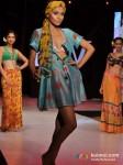 Model In Anupama Dayal's show at India Resort Fashion Week 2012 Pic 6