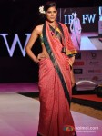 Model In Anupama Dayal's show at India Resort Fashion Week 2012 Pic 3