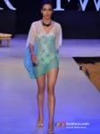 Model In Nidhi Munim's Debut Show At India Resort Fashion Week 2012 Pic 5
