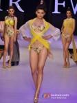 Model In Nidhi Munim's Debut Show At India Resort Fashion Week 2012 Pic 3