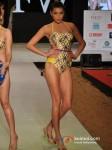 Model In Nidhi Munim's Debut Show At India Resort Fashion Week 2012 Pic 2
