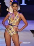 Model In Nidhi Munim's Debut Show At India Resort Fashion Week 2012 Pic 1