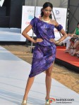 Model In Rachna Sansad Show At (IRFW) India Resort Fashion Week 2012 Pic 6