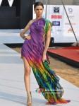 Model In Rachna Sansad Show At (IRFW) India Resort Fashion Week 2012 Pic 1